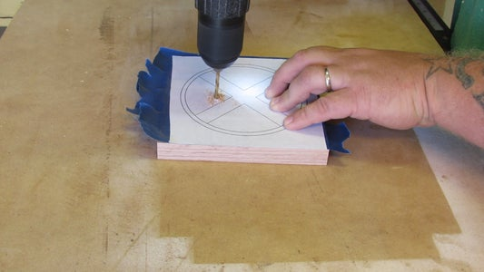 Applying the Pattern and Prepping for Cutting