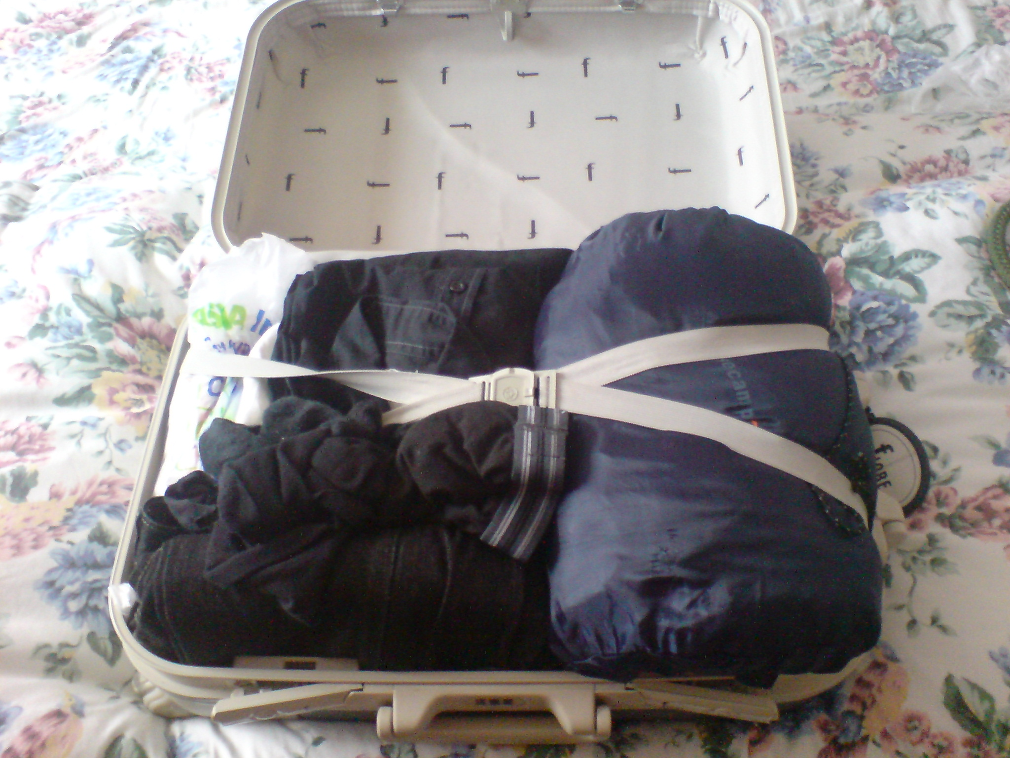 Picture of How to Pack a Suitcase
