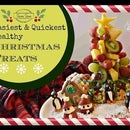 Quickest & Easiest Healthy Christmas Treats - Chewie Chews
