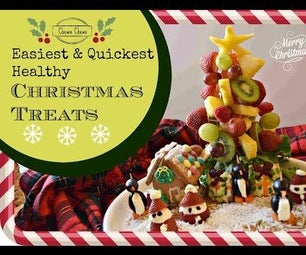 Quickest & Easiest Healthy Christmas Treats - Chewie Chews