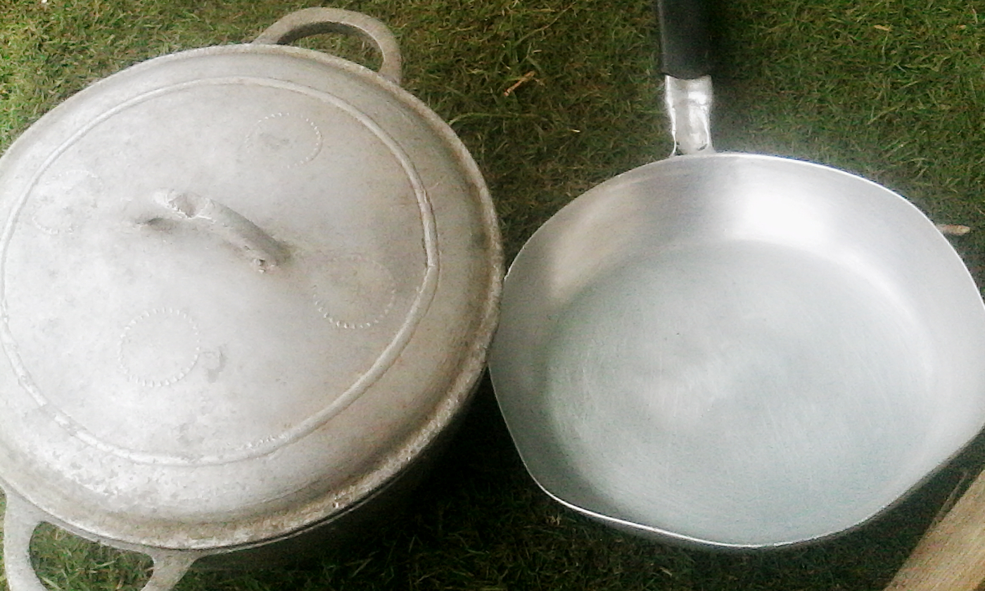 Picture of Ingredients and Equipments