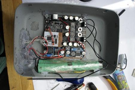 Adding the Electronics