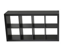 Expedit Bookcase Size Reduction