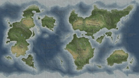 Geography #1 the World