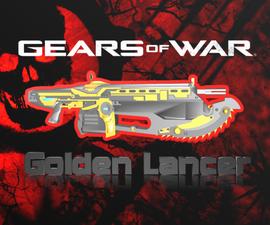 Gears of War - Golden Lancer - Freedownload :)