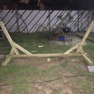 Hammock Stand - Indoor & Outdoor