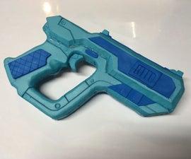 EVA Foam Prop Blaster Tutorial