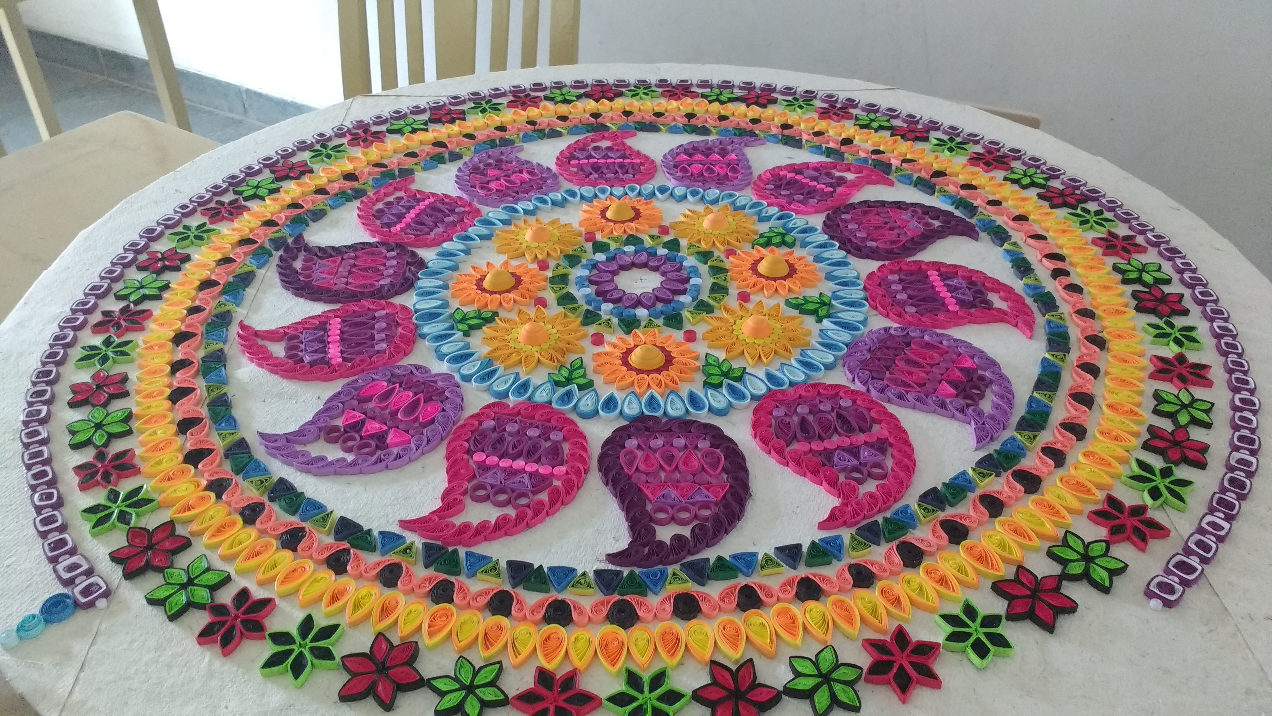 Picture of Making the Mandala