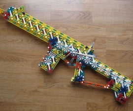 "Knex Rifle ""Locke"""
