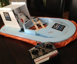 How to make a RC Hovercraft