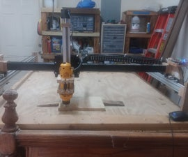 Building a Hybrid Xcarve Shapeoko Thingy Dealy CNC Router