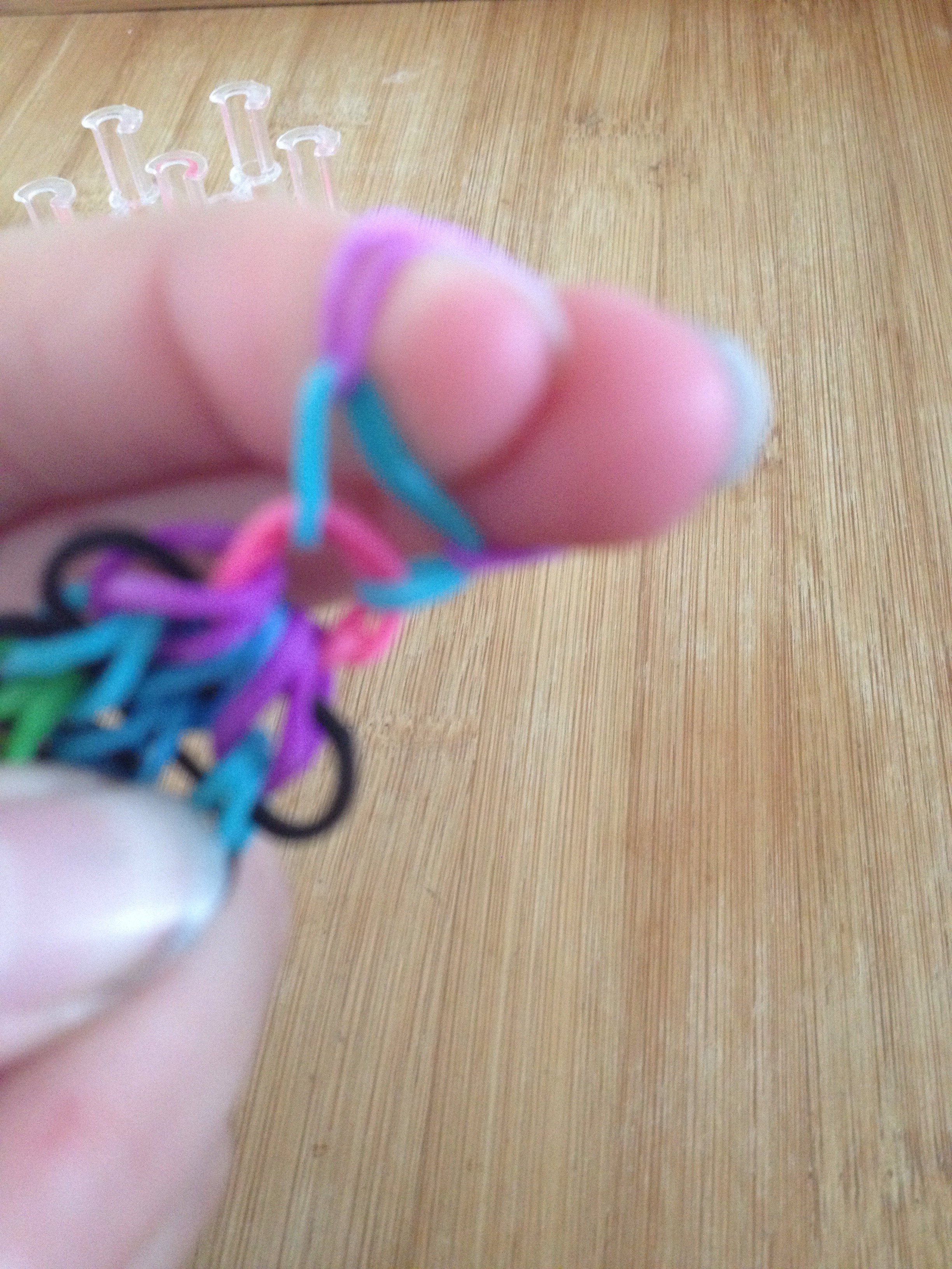 Picture of Finishing the Bracelet