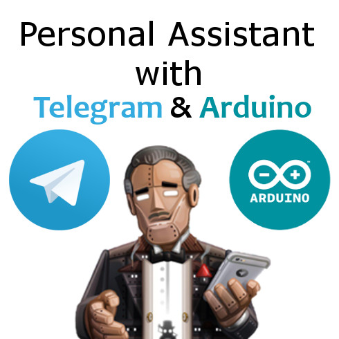Picture of Personal Assistant With Telegram & Arduino.