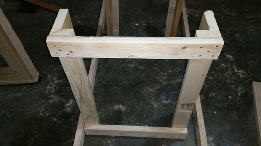 Assembly Table Frame