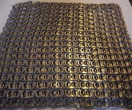 Soda Can (Pop-top) Chain Mail - TabMail Category