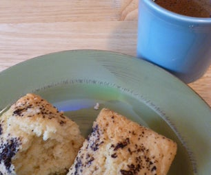 Coffee Orange Coffee Cake