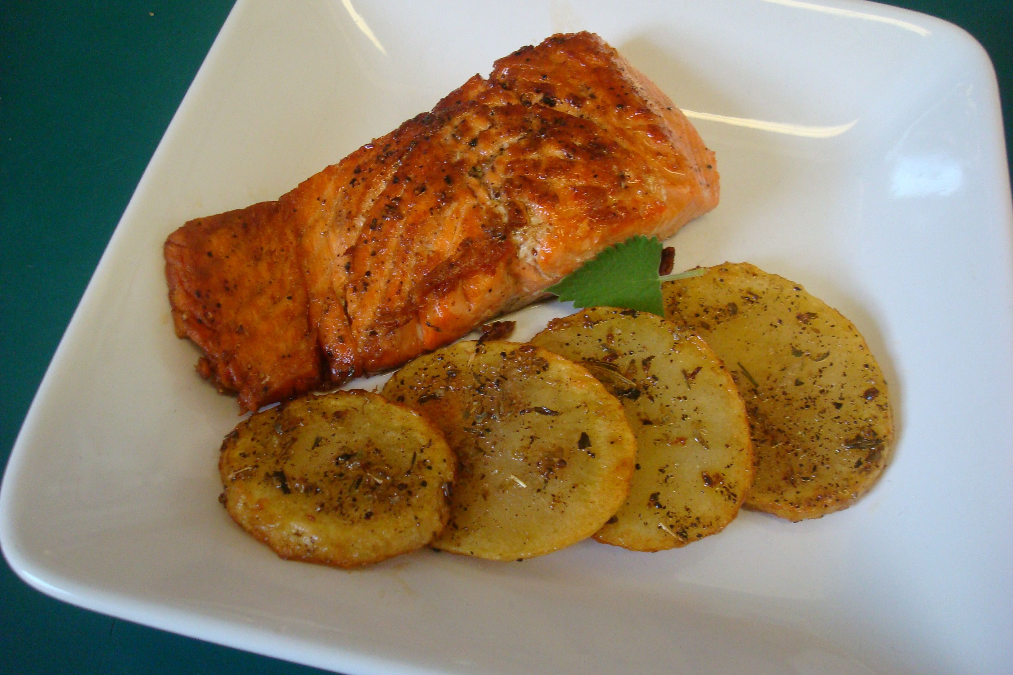 Picture of Pan Seared Salmon