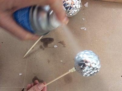 Paint the Ornaments