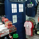 Tardis Changing room
