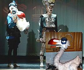 Creating a Broadway-themed ZAZU Puppet