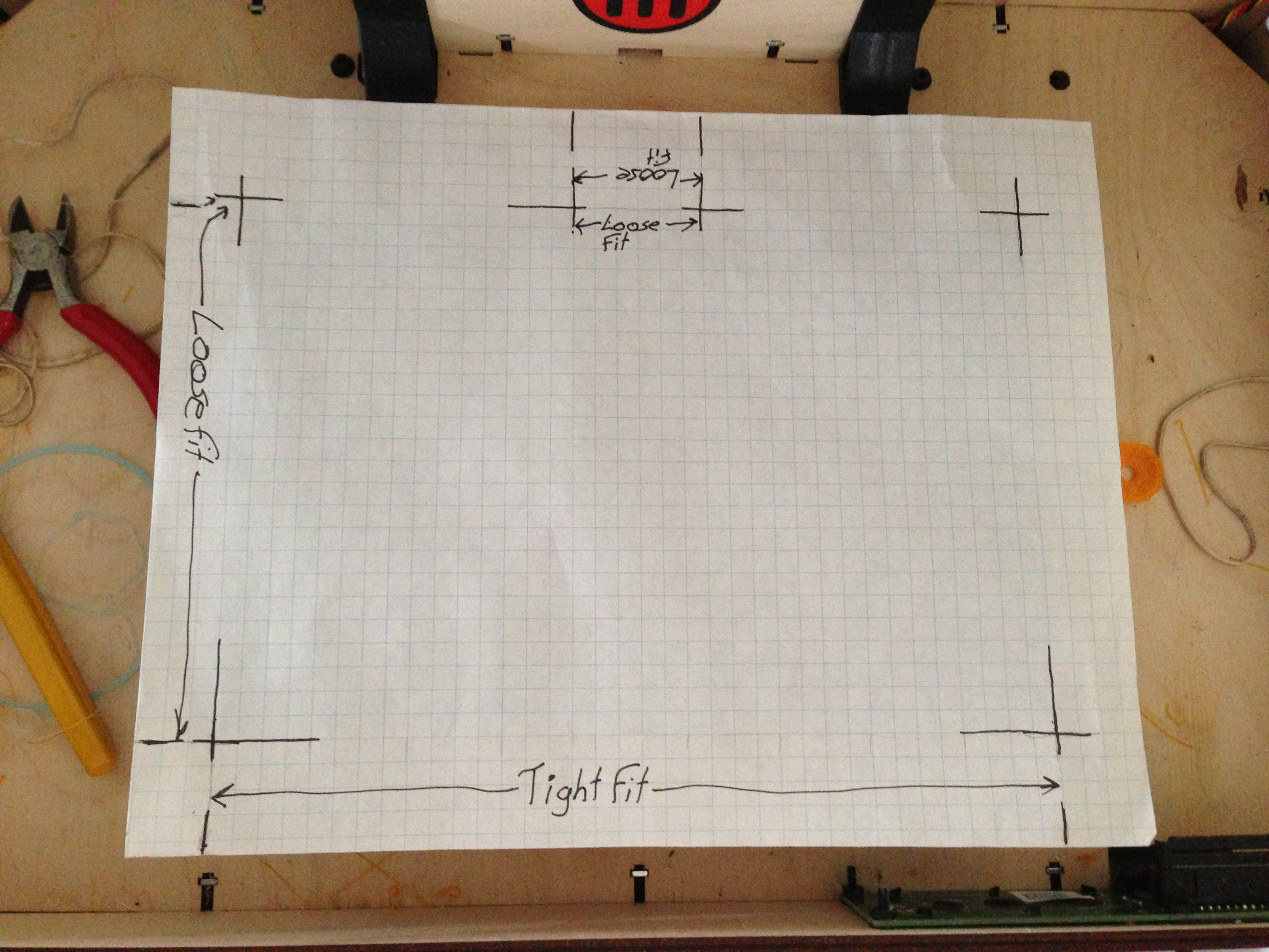 Picture of Complete a C-shaped Frame Outline