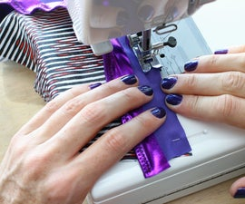 How to Sew Spandex