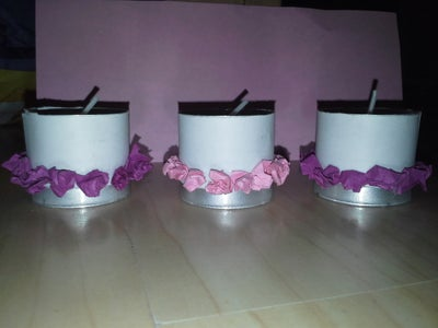Cheap Decoration: Cute Tea Lights