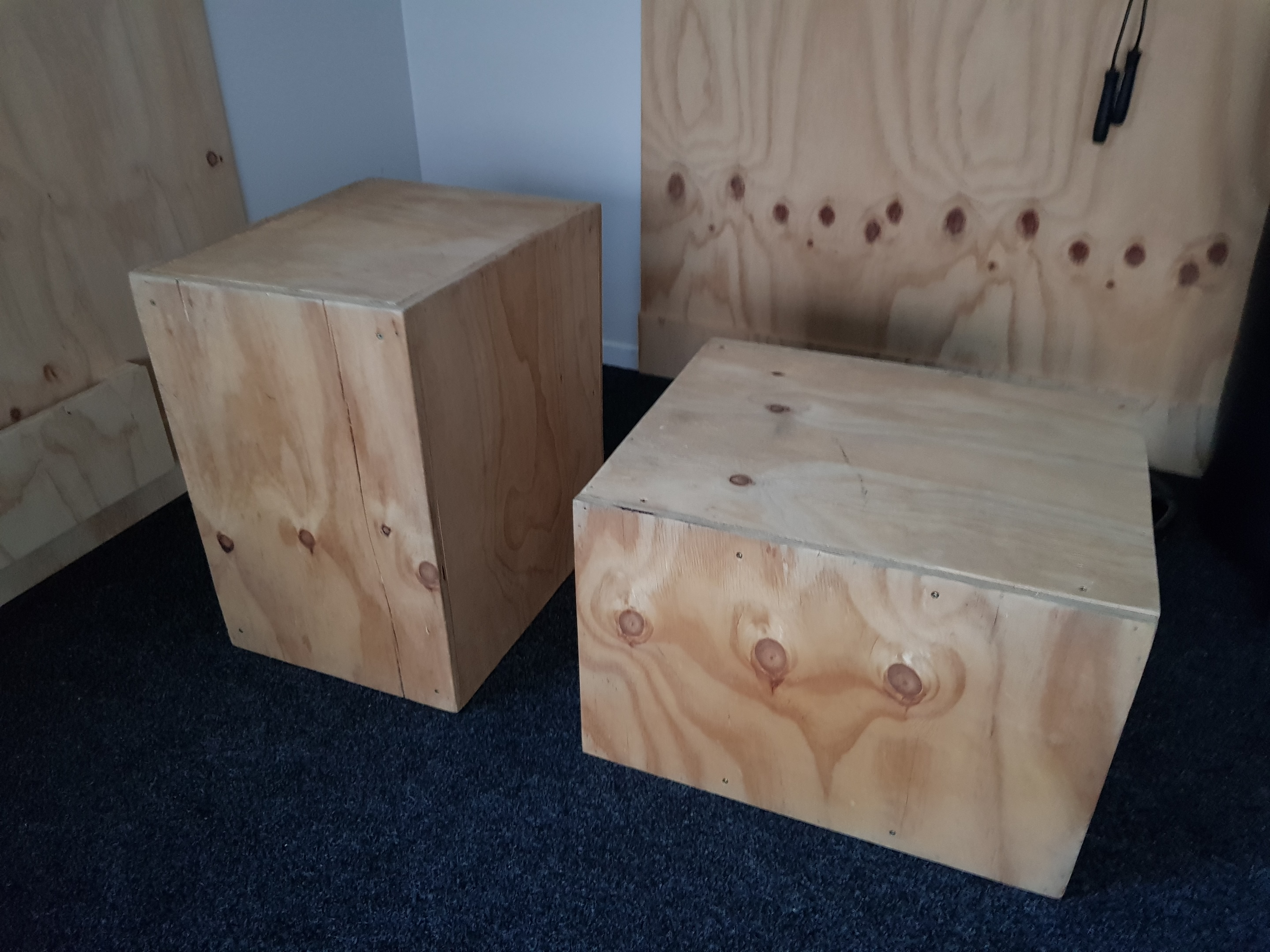 Picture of Plyometric Boxes X 2