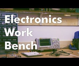 How-To Make a DIY Electronics Workbench