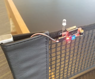 Ping Pong Faulty Serve Detector