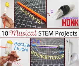 10 Musical STEM Projects