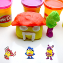►How to Make PLAY DOH HOUSE (very Easy) ◄
