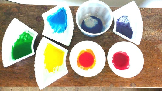 Add Food Coloring--ROY G. BIV