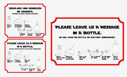 Designing the Labels. Part 2