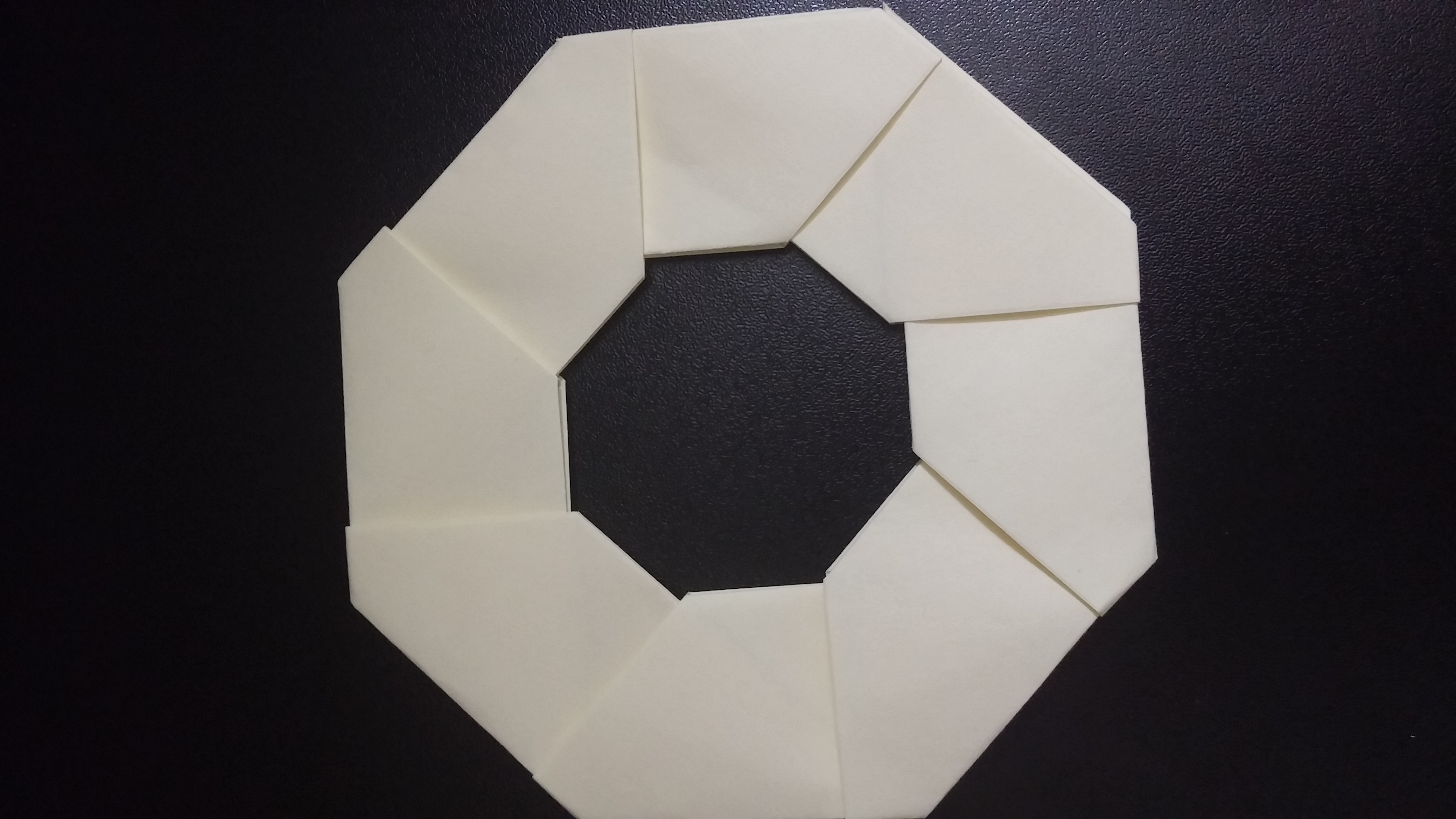 Picture of Finished Folding