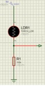 Logic Circuit  /Circuito Lógico Detector De Luz