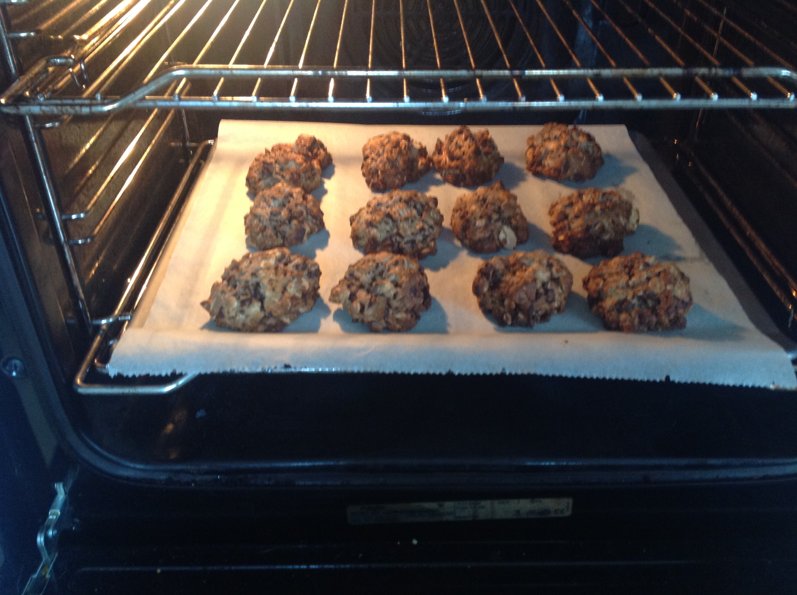 Picture of Bake Cookies for 10-13 Minutes