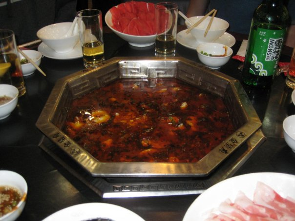 Picture of Simple Sichuan Huo Guo (Spicy Hot Pot)