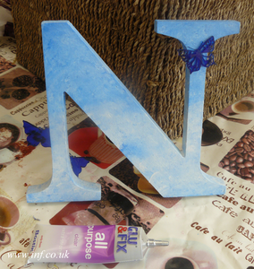 Glue Your Anchor Points Onto Your Letter