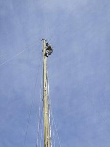 Phase 2 - Up the Mast