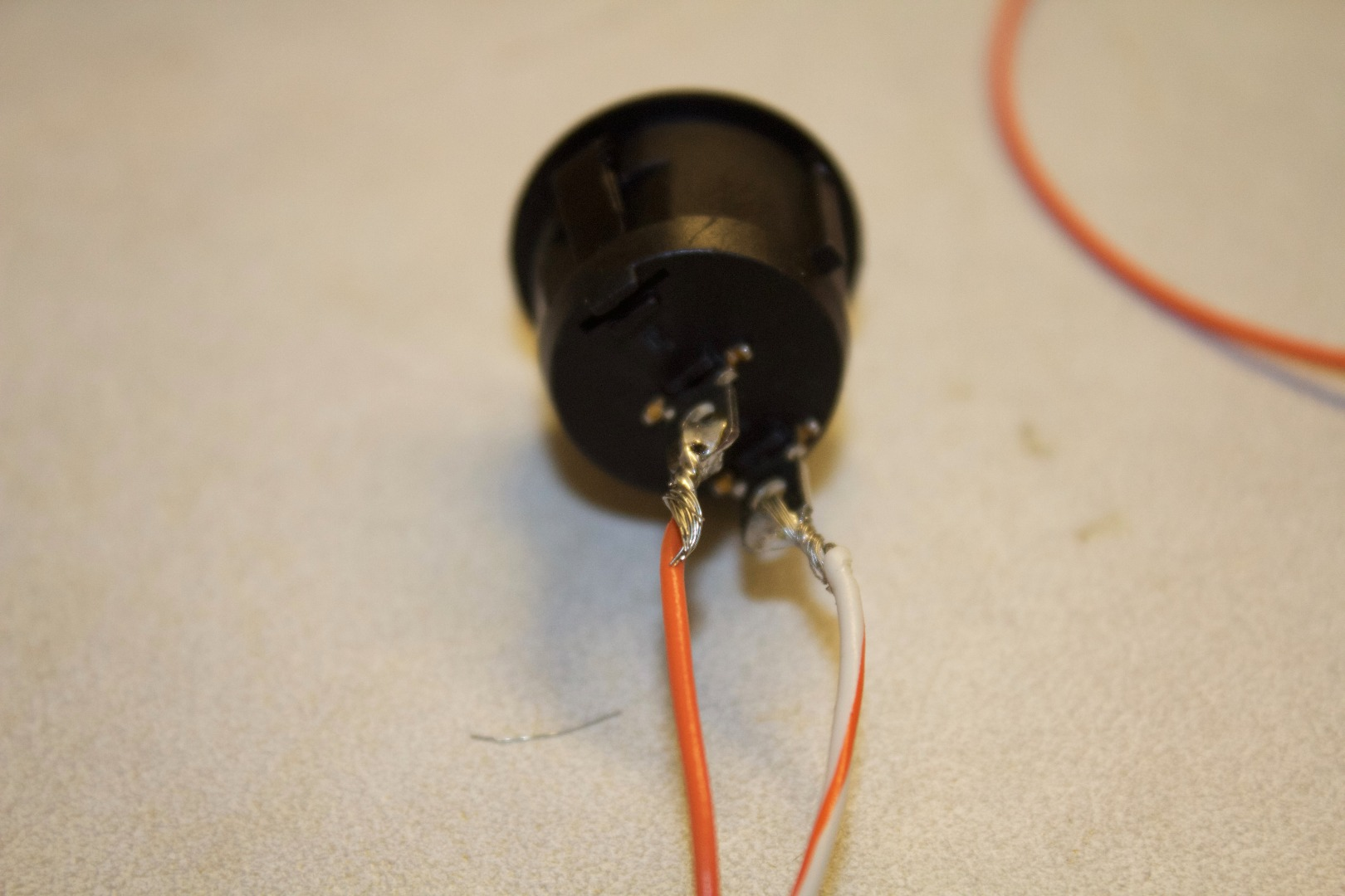 Picture of Attaching On/Off Switch