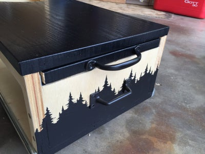 Build the Drawer and Sink