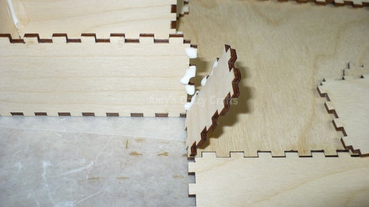 Gluing Sides