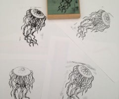 Creating Large Format Rubber Stamps
