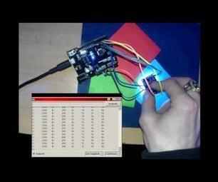 Arduino COLOR Sensor / Color Recognition Sensor TCS230