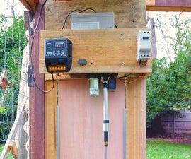 Simple Automatic Chicken Coop Door