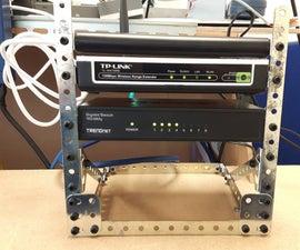 Mini Network Rack