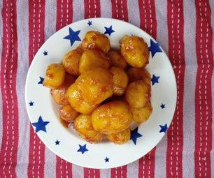 Danish Caramelised Potatoes