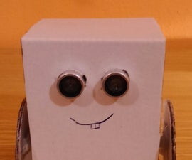 Simple arduino robot for less than 10€