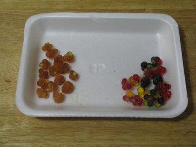 Rainbow Salmon Eggs